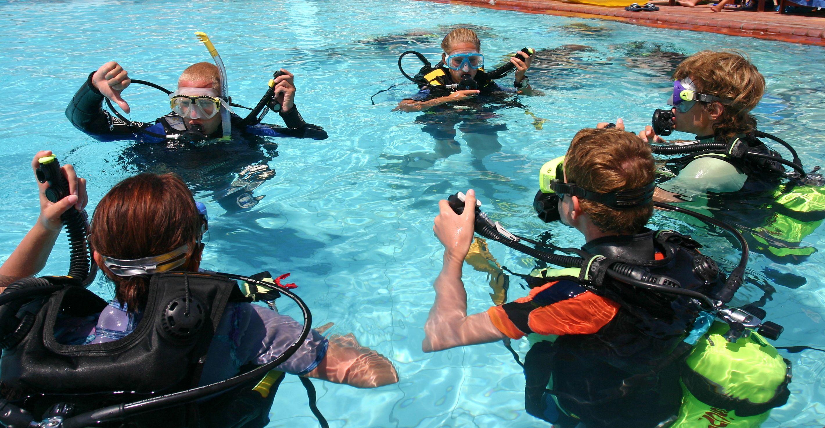 Dive Classes 64